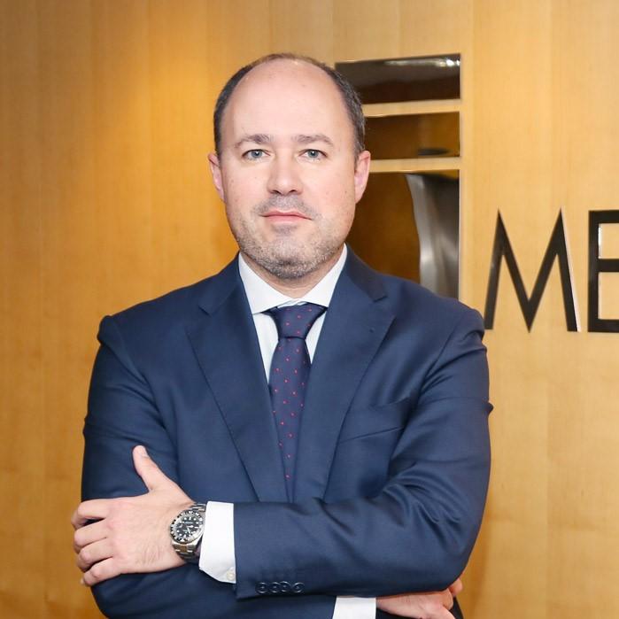 Carlos de Fuenmayor, asesor financiero EFPA