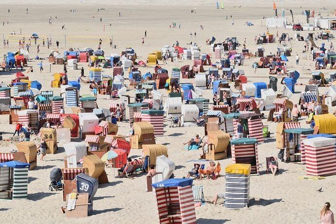Del ladrillo al turismo: cambio en el modelo productivo español