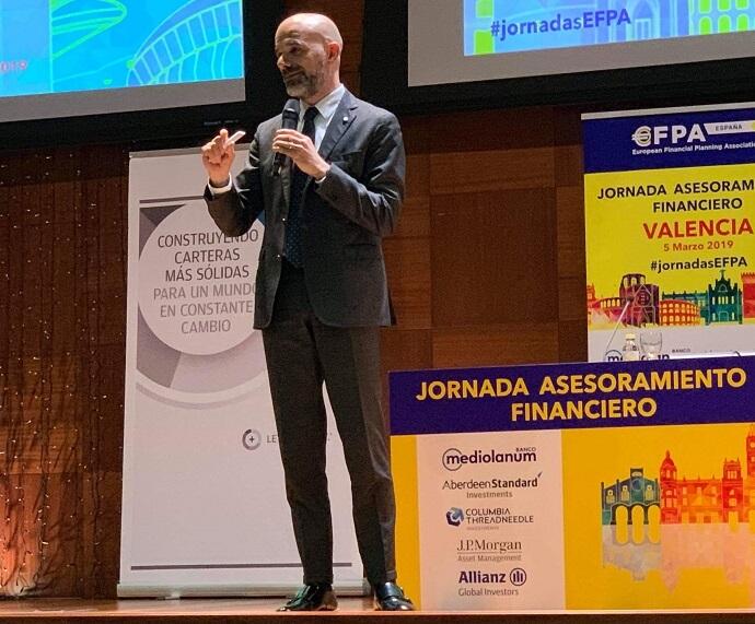 Luca Lazzarini - Jornadas EFPA