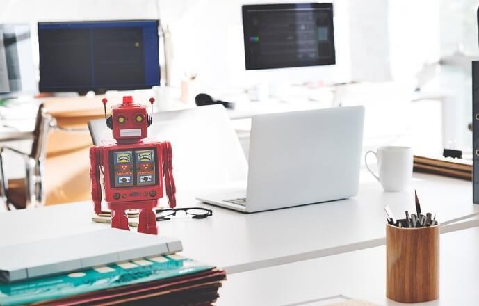 Robots y ordenadores en el mundo millennial