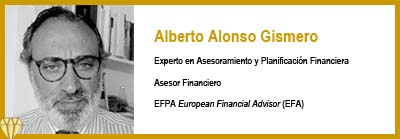 Alberto Alonso, asesor financiero EFPA