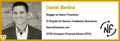 Daniel Medina, Asesor Financiero EFPA