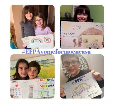#EFPAyomeformoencasa