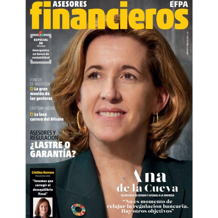 Mensaje de Andrea Carreras-Candi, directora de EFPA España